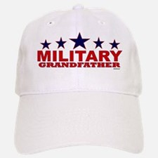 Military Grandfather Baseball Baseball Cap