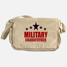 Military Grandfather Messenger Bag