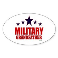 Military Grandfather Decal
