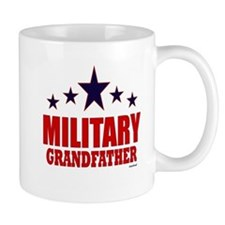 Military Grandfather Mug