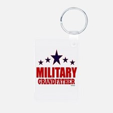 Military Grandfather Keychains