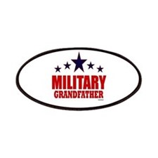 Military Grandfather Patches