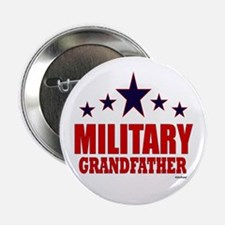 "Military Grandfather 2.25"" Button"