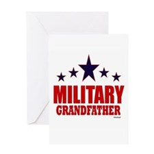 Military Grandfather Greeting Card