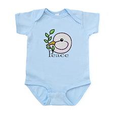 Peace Dove Infant Bodysuit
