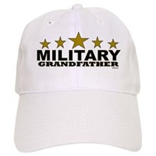 Military Grandfather Baseball Cap