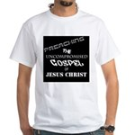 The Uncompromised Gospel White T-Shirt