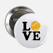 "Tennis love 2.25"" Button (100 pack)"