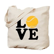 Tennis love Tote Bag