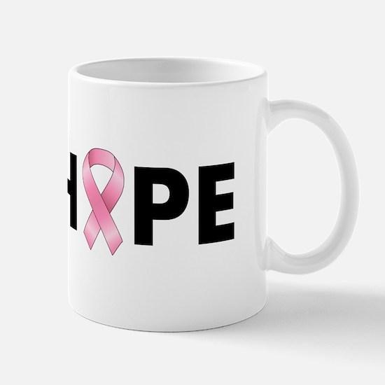 Breast Cancer Hope Mug