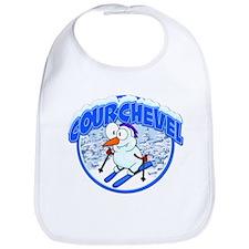 Courchevel Snowman Bib
