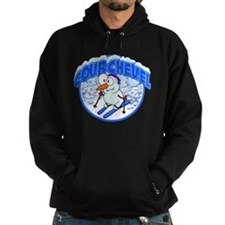 Courchevel Snowman Hoody