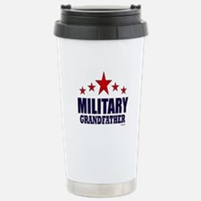 Military Grandfather Travel Mug