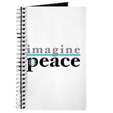 Imagine Peace Journal