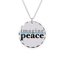 Imagine Peace Necklace