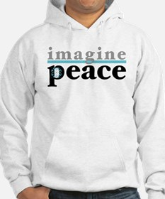 Imagine Peace Hoodie