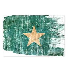 Somalia Flag Postcards (Package of 8)