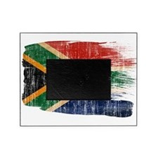 South Africa Flag Picture Frame