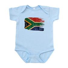 South Africa Flag Infant Bodysuit