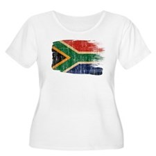 South Africa Flag T-Shirt