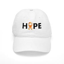 Orange Ribbon Hope Hat