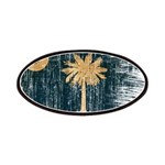 South Carolina Flag Patches