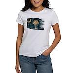 South Carolina Flag Women's T-Shirt