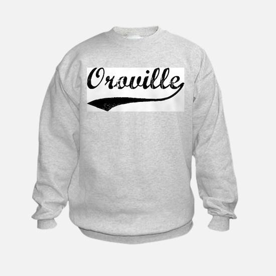 Oroville - Vintage Sweatshirt