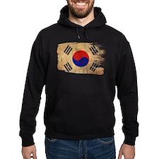 South Korea Flag Hoody