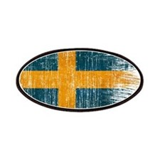 Sweden Flag Patches