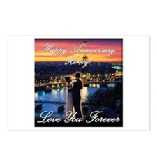 Anniversary Wedding: 0002 Postcards (Package of 8)
