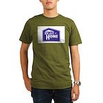 RAH Company Logo Organic Men's T-Shirt (dark)