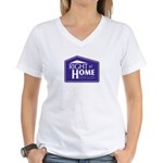 RAH Company Logo Women's V-Neck T-Shirt