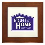 RAH Company Logo Framed Tile