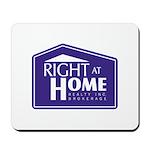 RAH Company Logo Mousepad