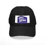 RAH Company Logo Black Cap