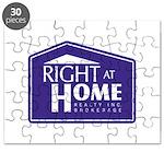 RAH Company Logo Puzzle