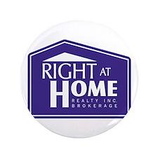 "RAH Company Logo 3.5"" Button"