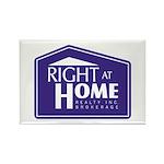 RAH Company Logo Rectangle Magnet (100 pack)