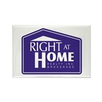RAH Company Logo Rectangle Magnet (10 pack)
