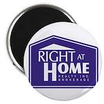 RAH Company Logo Magnet