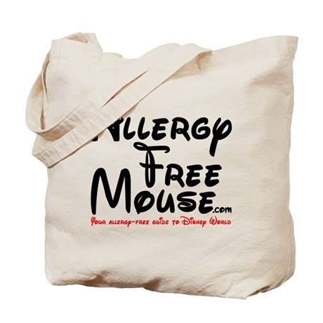 Allergy Free Mouse Tote Bag