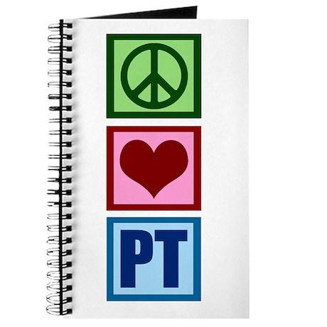 Peace Love PT Journal