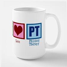 Peace Love PT Mug