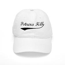 Potrero Hill - Vintage Baseball Cap