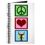 Peace Love Orchestra Journal