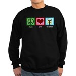 Peace Love Orchestra Sweatshirt (dark)