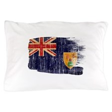 Turks and Caicos Flag Pillow Case
