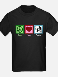 Peace Love Theatre T
