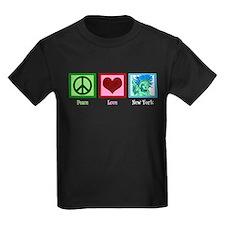 Peace Love NY T
